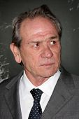 LOS ANGELES - NOV 8:  Tommy Lee Jones arrives at the