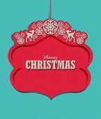 Christmas Decoration Tag