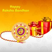 Rakhi with Gift for Raksha Bandhan