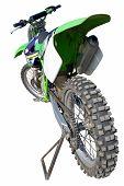 The Sports Motorbike.