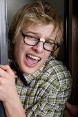 Geek In Locker