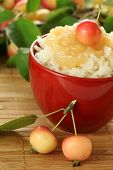Apples And Rice