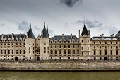La Conciergerie, A Former Royal Palace And Prison In Paris, France