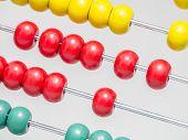 Abacus Closeup