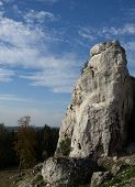 Limestone Rocks For Climbing