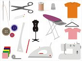 Sewing & Tailoring Icons