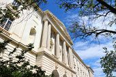 stock photo of senators  - Washington DC capital city of the United States - JPG