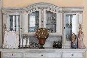 Mediterranean Interior - Classy Shelf