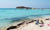 Sandy Beach, Cyprus