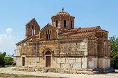 Church Of The Koimesis, Greece