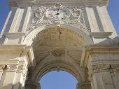 Clock Triumphal Arch