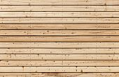 Wooden texture of the cladding boards