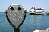 Binocular By The Water