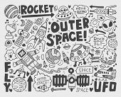 Doodle Space Elements