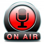live on air radio live stream broadcasting