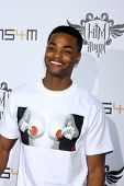LOS ANGELES - JAN 23:  King Bach at the Annual Trans4m Benefit Concert at Avalon on January 23, 2014 in Los Angeles, CA
