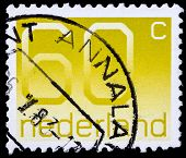 Post Stamp From Netherlands