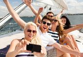 stock photo of yachts  - vacation - JPG