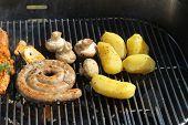 Meat Brochette