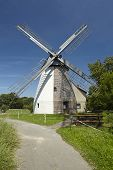 Windmill Todtenhausen (minden, Germany)