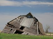 Crumbling Barn