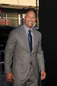 LOS ANGELES - JUL 23:  Dwayne Johnson, aka The Rock at the