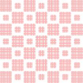 Background of seamless geometric pattern