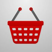 Color Icon Of Shopping Cart