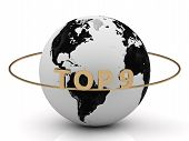 Top 9 On A Gold Ring Around The Earth