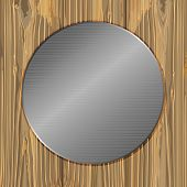 Circle On A Planks