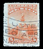 Mexico stamp 1920