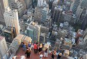 Cityscape Of New York, Usa