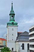 Bergen, Norway. New Church