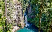 Toketee Falls, Umpqua National Forest, Oregon