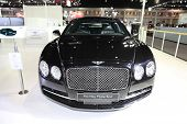 Bangkok - November 28: Bentley The New Flying Spur Car On Display At The Motor Expo 2014 On November