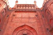 Red Fort Delhi India