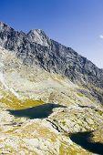 Five Spis Tarns Vysoke Tatry (High Tatras) Slovakia