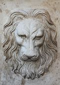 Bas-relief Of A Lion