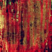 Grunge old-fashioned background with space for text or image. With different color patterns: yellow; brown; red; purple