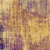 Abstract distressed grunge background. With different color patterns: gray; purple (violet); brown; yellow
