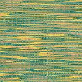 Old texture - ancient background with space for text. With different color patterns: yellow; green; orange