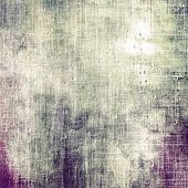 Retro background with old grunge texture. With different color patterns: gray; blue; purple (violet)