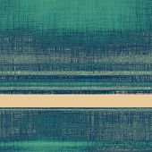 Old vintage background with retro-style elements and different color patterns: gray; blue; green