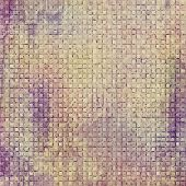 Ancient grunge background texture. With different color patterns: yellow; gray; purple (violet); brown