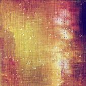 Abstract old background with rough grunge texture. With different color patterns: purple (violet); pink; brown; yellow