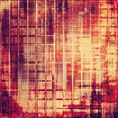 Abstract blank grunge background, old texture with stains and different color patterns: purple (violet); red; orange; brown; yellow
