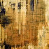 Grunge texture, distressed background. With different color patterns: yellow; gray; brown; black; beige