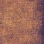 Grunge texture or background with space for text. With different color patterns: yellow; brown; violet