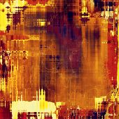 Grunge retro texture, elegant old-style background. With different color patterns: yellow; purple (violet); brown; orange; beige