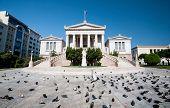 Athens University Library,  Greece